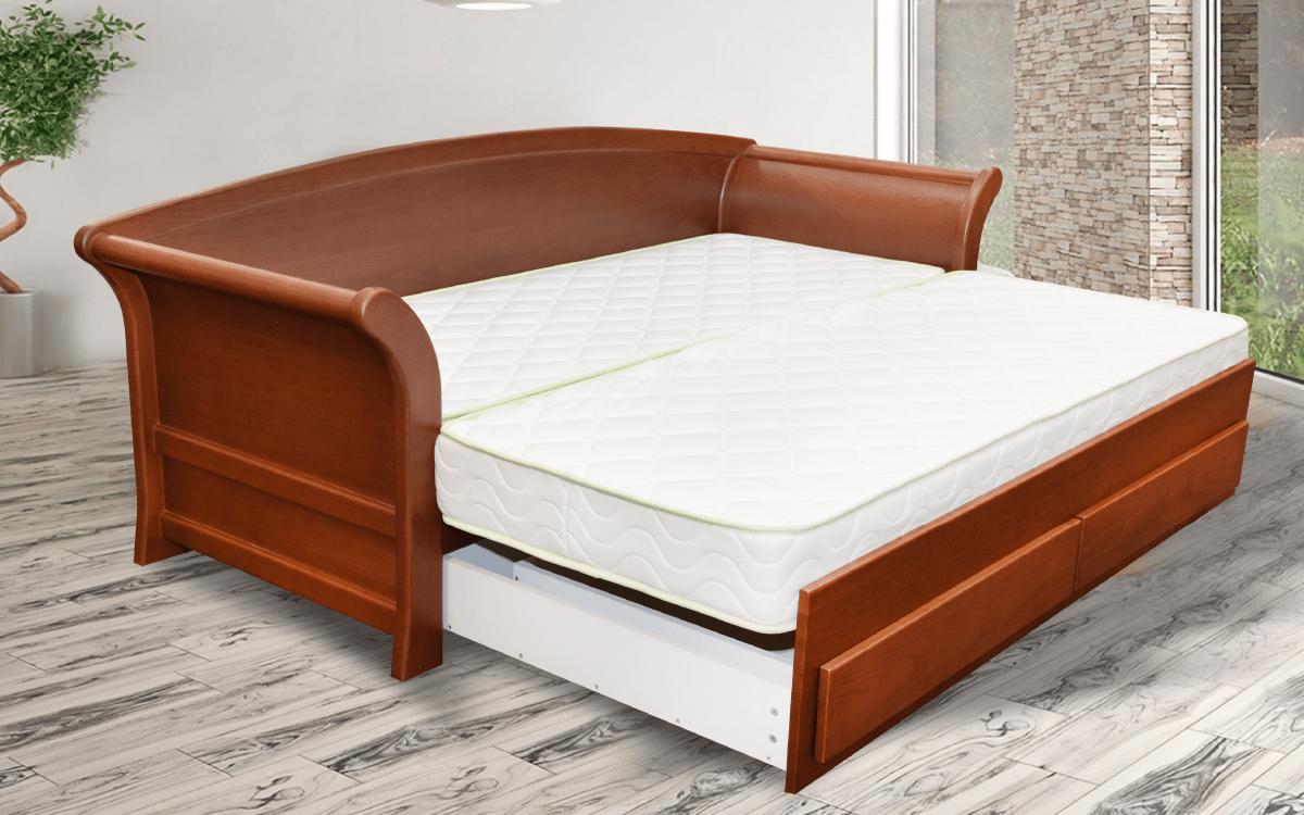 DRAZOR PULL OUT BED